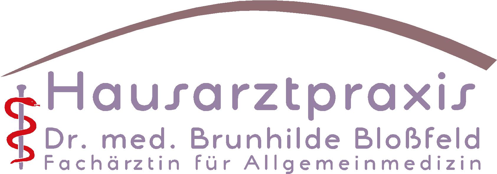 Logo der Haushartpraxis Brunhilde Bloßfeld