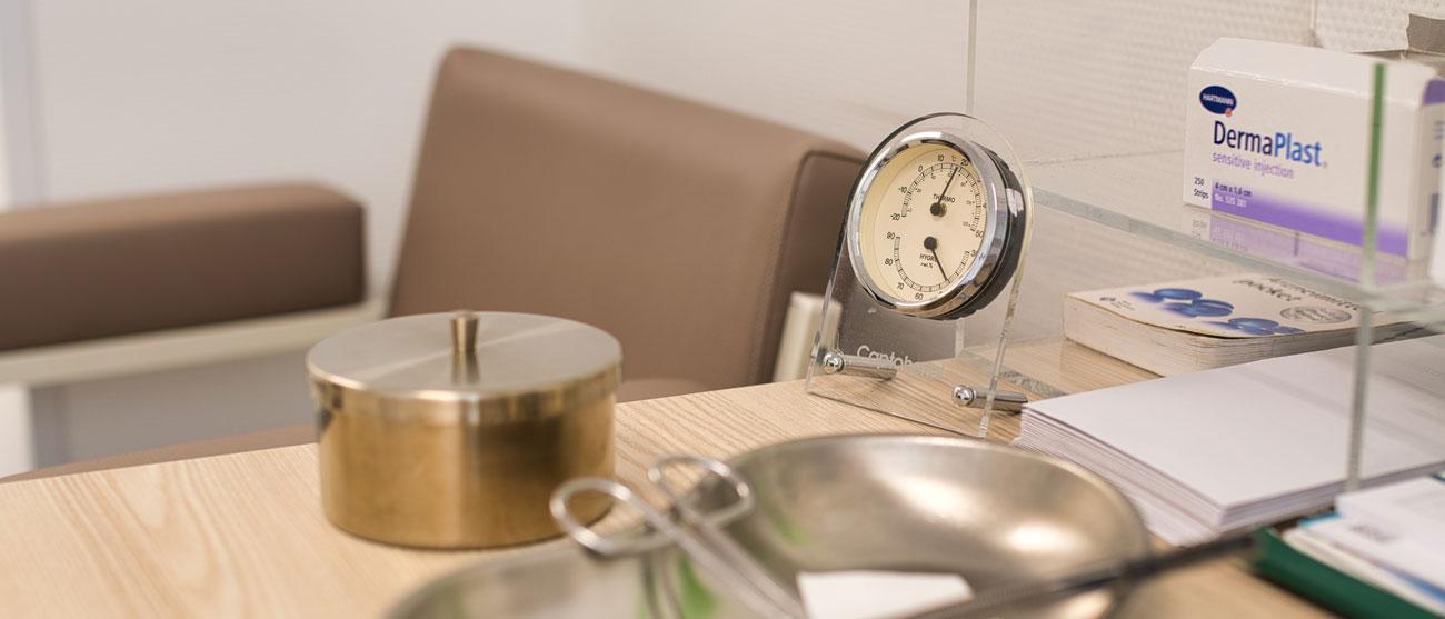Praxisbild der Hausarztpraxis Bloßfeld
